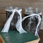 Cheesecloth Luminaries