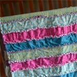 Fabric Rag Quilt