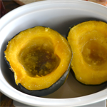 Brown Sugar Acorn Squash