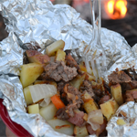 Camping Hobo Potatoes