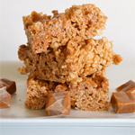 Caramel Rice Krispies